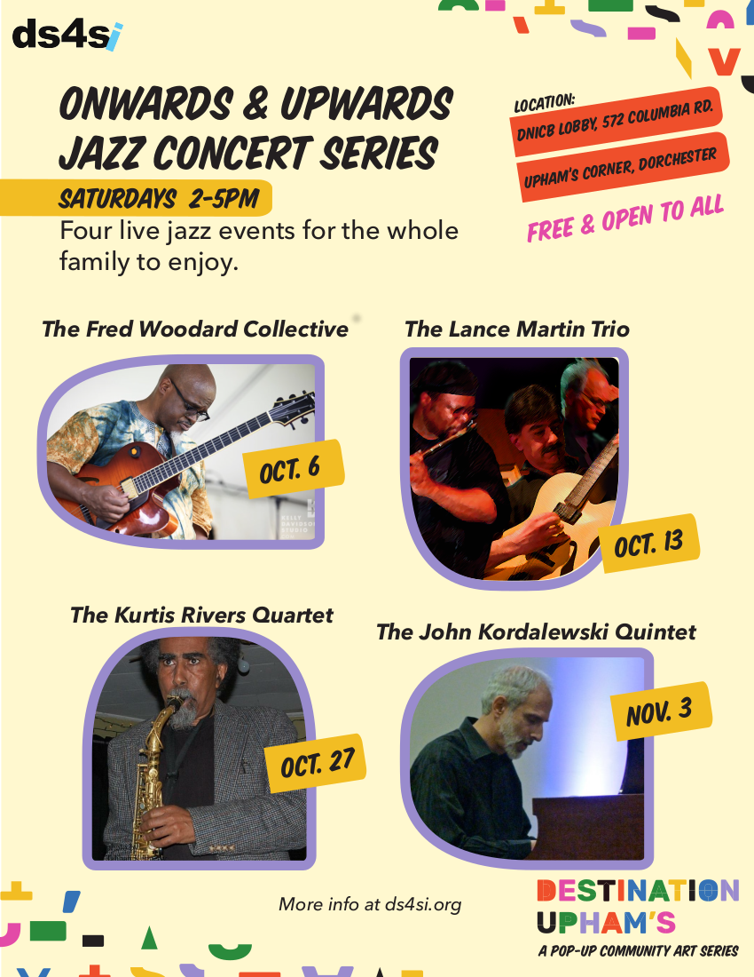 OnwardUpwardsJazz flyer